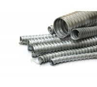 Металлорукав РЗ-ЦХ ЗЭТА 15 (50 м/уп)