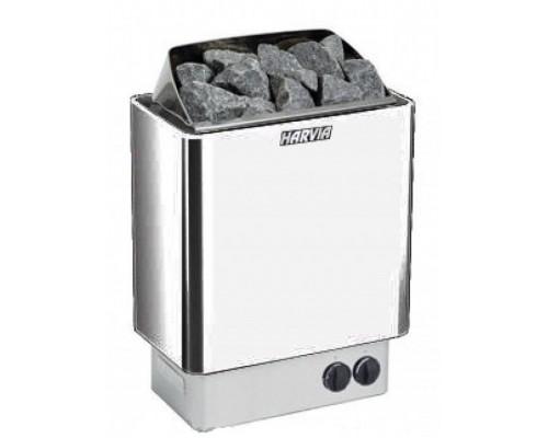 HARVIA Электрическая печь Trendi HBK600230S KIP60 Steel со встроенным пультом
